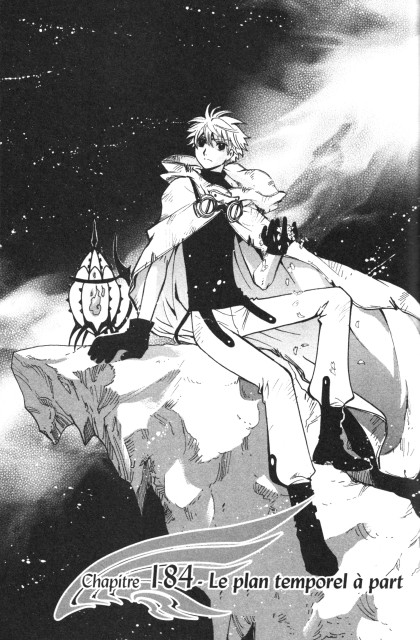 CLAMP, Bee Train, Tsubasa Reservoir Chronicle, Syaoran Li