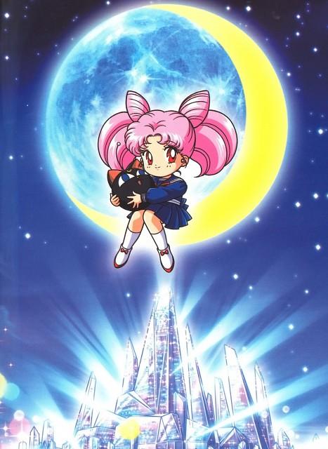 Marco Albiero, Bishoujo Senshi Sailor Moon, Luna-P, Chibi Usa