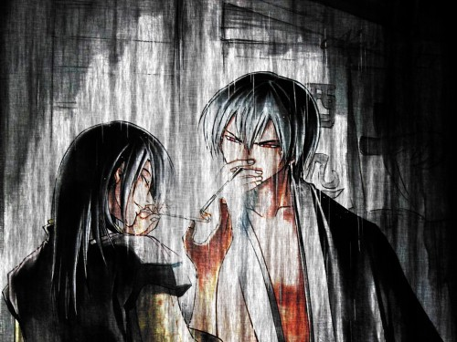 Studio DEEN, Samurai Deeper Kyo, Yukimura Sanada (SDK), Demon Eyes Kyo Wallpaper