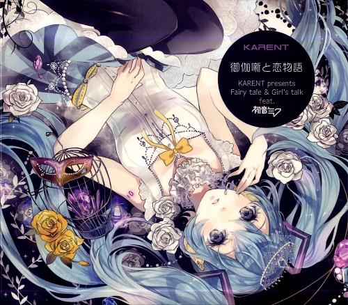 Kei Sakuragi, Vocaloid, Miku Hatsune, Album Cover