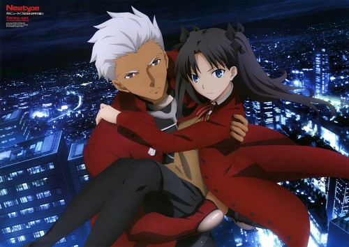 Ikumi Kawamura, Ufotable, TYPE-MOON, Fate/stay night, Archer (Fate/stay night)