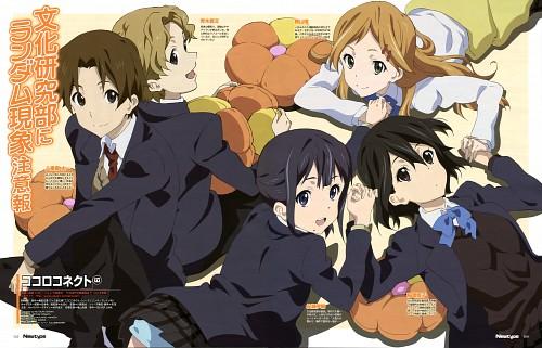 Mutsumi Sasaki, Silver Link, Kokoro Connect, Yoshifumi Aoki, Iori Nagase