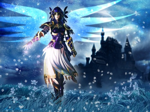 Valkyrie Profile, Hrist Wallpaper