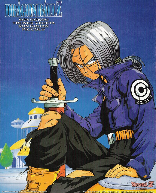 Akira Toriyama, Toei Animation, Dragon Ball, Trunks