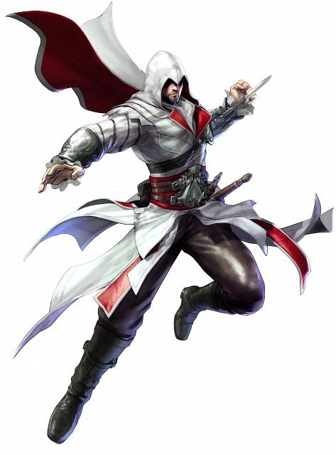 Namco, Soul Calibur, Ezio Auditore
