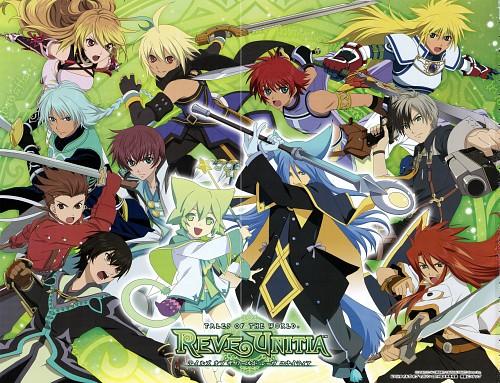 Kousuke Fujishima, Mutsumi Inomata, Daigo Okumura, Namco, Tales of the World: Reve Unitia