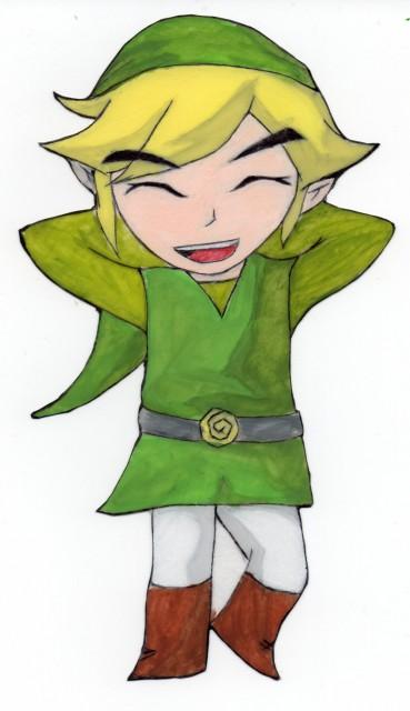 The Legend of Zelda, Link, Member Art