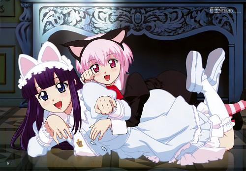 Keitarou Arima, Shaft (Studio), Tsukuyomi Moon Phase, Artemis (Tsukuyomi Moon Phase), Hazuki (Tsukuyomi Moon Phase)