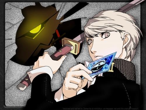 Shin Megami Tensei: Persona 4, Izanagi, Yu Narukami Wallpaper