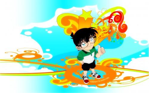 Gosho Aoyama, TMS Entertainment, Detective Conan, Conan Edogawa Wallpaper