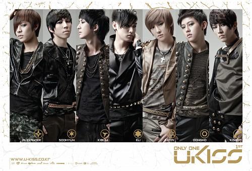 Alexander (U-Kiss), Kevin (U-Kiss), U-Kiss, Shin Dong Ho, Eli