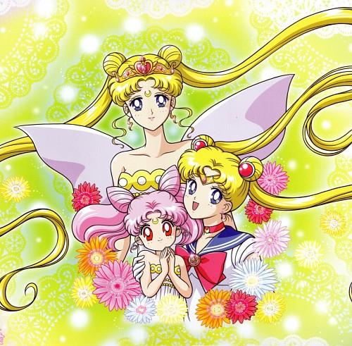Marco Albiero, Bishoujo Senshi Sailor Moon, Small Lady, Sailor Moon, Neo-Queen Serenity