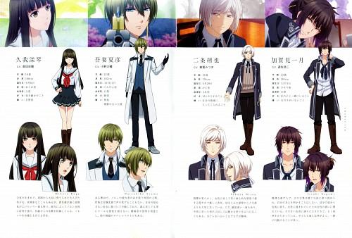 Kinema Citrus, NORN9, Sakuya Nijou, Natsuhiko Azuma, Mikoto Kuga