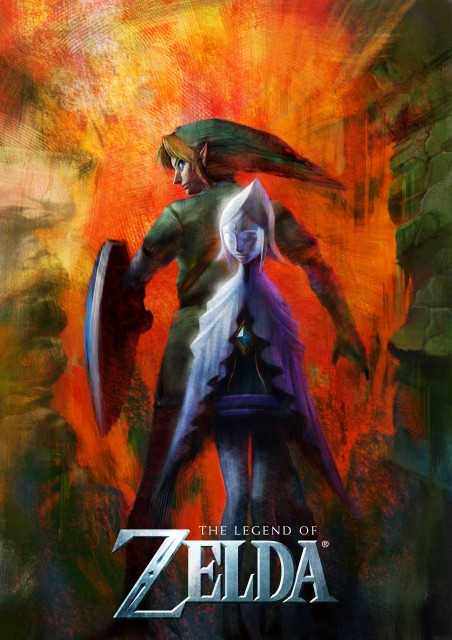 The Legend of Zelda: Skyward Sword, Fi, Link