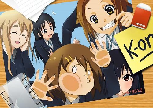 Kakifly, Kyoto Animation, K-On!, Memories Off, Tsumugi Kotobuki