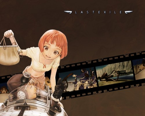 Range Murata, Gonzo, Last Exile, Lavie Head, Claus Valca Wallpaper