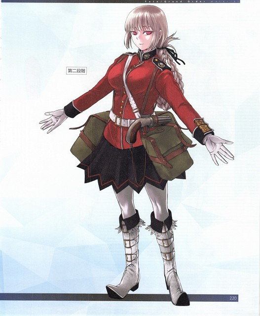 Keitarou Takahashi, TYPE-MOON, Aniplex, Fate/Grand Order, Florence Nightingale