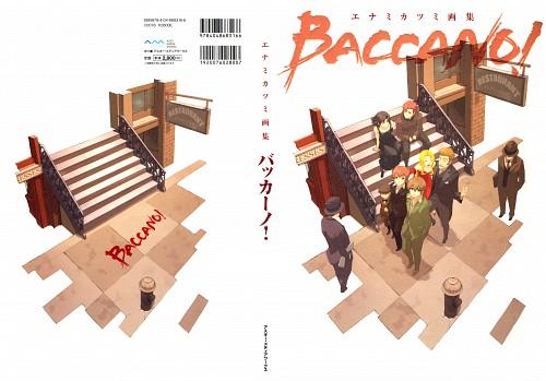 Katsumi Enami, Brains Base, Baccano!, Isaac Dian, Miria Harvent