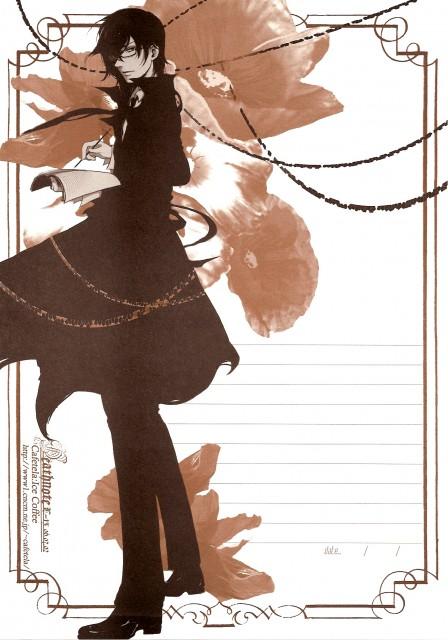 Death Note, Teru Mikami, Stationery, Doujinshi