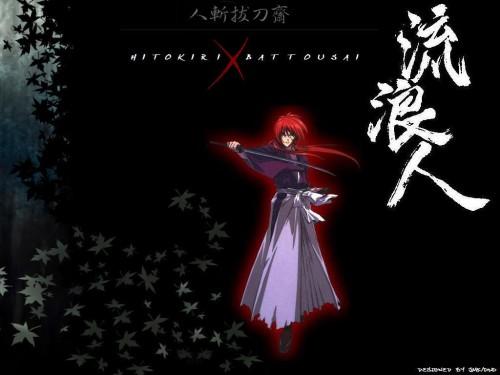 Rurouni Kenshin, Kenshin Himura Wallpaper