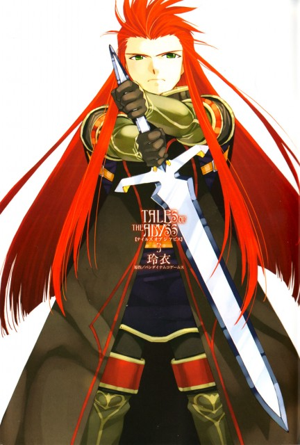 Kousuke Fujishima, Tales of the Abyss, Asch