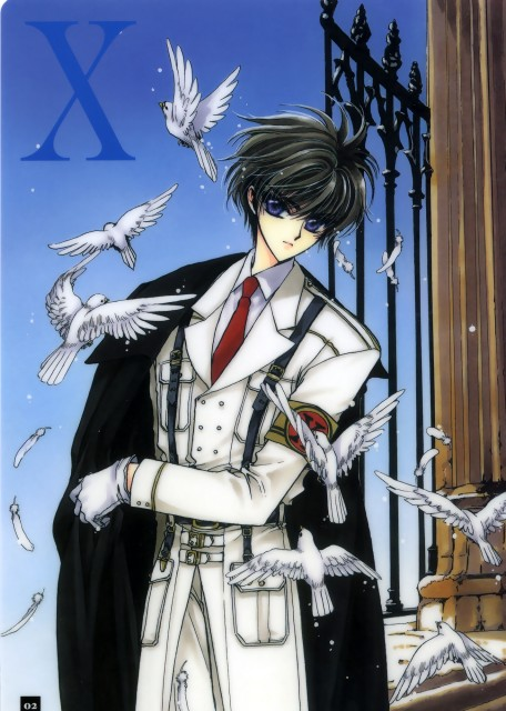 CLAMP, Madhouse, X, Kamui Shirou