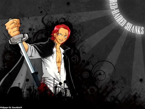 Eiichiro Oda, Toei Animation, One Piece, Shanks Wallpaper