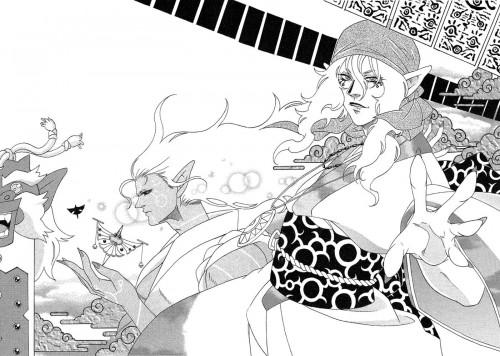 Yaeko Ninagawa, Toei Animation, Mononoke, Kusuriuri, Doujinshi
