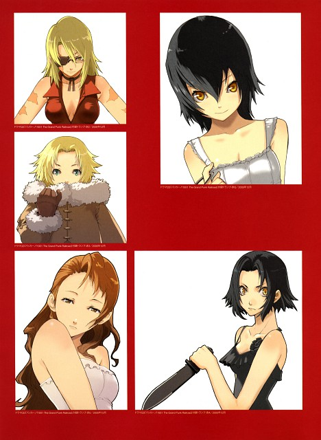 Katsumi Enami, Brains Base, Baccano!, Leeza Laforet, Illness