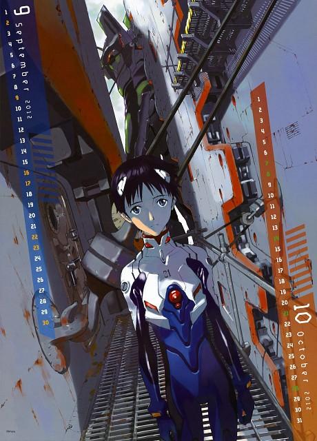 Yoshiyuki Sadamoto, Khara, Gainax, Neon Genesis Evangelion, Shinji Ikari