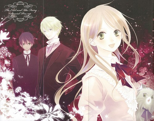 Ayuko, Earl and Fairy, Nico (Earl and Fairy), Raven (Earl and Fairy), Lydia Carlton