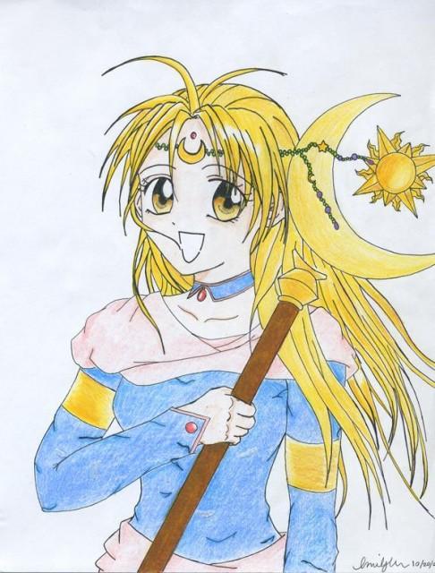 Arina Tanemura, Studio Deen, Full Moon wo Sagashite, Full Moon (Character), Member Art