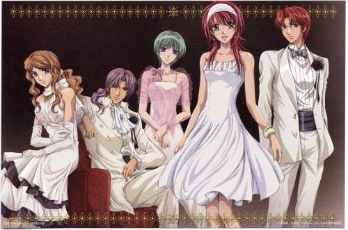 Yuki Kure, Koei, Yumeta Company, Kiniro no Corda, Shouko Fuyuumi