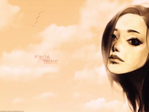 Rain (Mangaka) Wallpaper