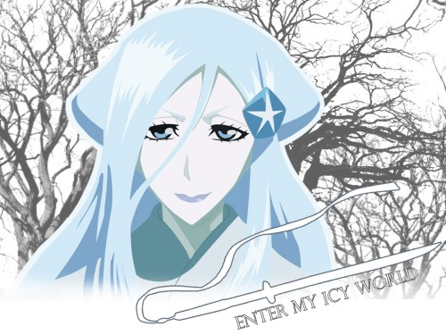 Kubo Tite, Studio Pierrot, Bleach, Sode no Shirayuki, Vector Art Wallpaper