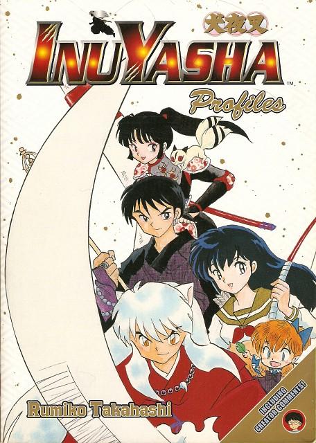 Rumiko Takahashi, Inuyasha, Shippou, Miroku, Sango