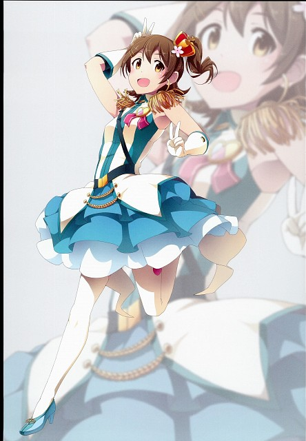 Unagi Kabayaki, Change (Artbook), Idol Master: Million Live!, Mirai Kasuga, Comic Market 89