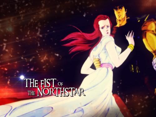 Tetsuo Hara, Toei Animation, Fist of the North Star, Yuria, Kenshiro Wallpaper