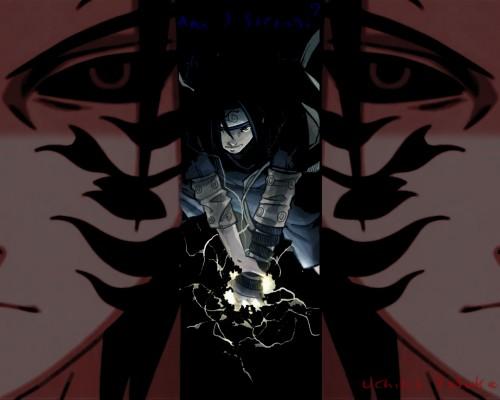 Masashi Kishimoto, Studio Pierrot, Naruto, Sasuke Uchiha, Sasuke Cursed Seal Wallpaper