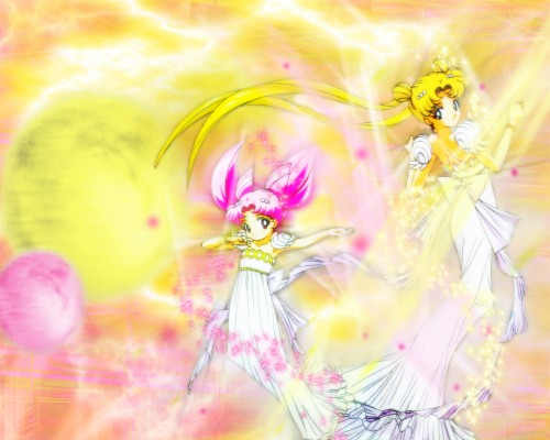 Toei Animation, Bishoujo Senshi Sailor Moon, Princess Serenity, Small Lady Wallpaper