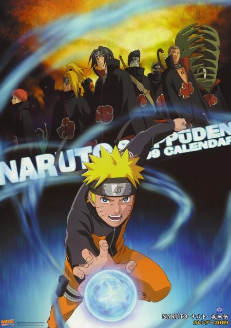 Studio Pierrot, Naruto, Itachi Uchiha, Sasori, Deidara