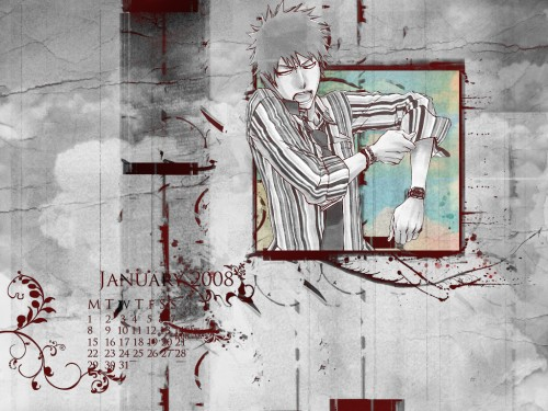 Kubo Tite, Bleach, Ichigo Kurosaki Wallpaper