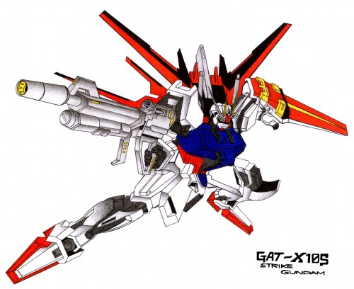 Mobile Suit Gundam SEED, Member Art