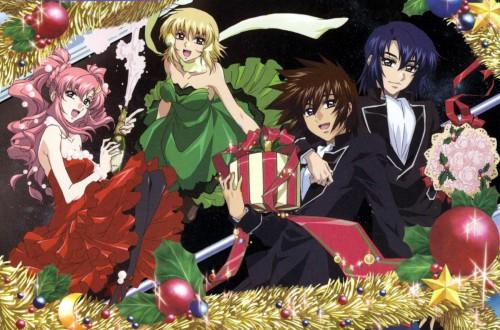 Hisashi Hirai, Sunrise (Studio), Mobile Suit Gundam SEED Destiny, Lacus Clyne, Athrun Zala
