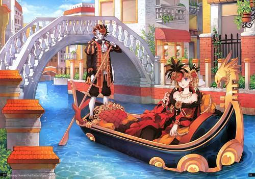 Nardack, Nardack artworks 2008~2010 BUTTERFLY DREAM, Comic Market 79