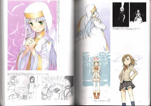 J.C. Staff, To Aru Majutsu no Index, Rainbow Spectrum: Colors, Index Librorvm Prohibitorvm, Mikoto Misaka