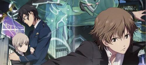 A-1 Pictures, Persona: Trinity Soul, Ryo Kanzato, Jun Kanzato, Shin Kanzato