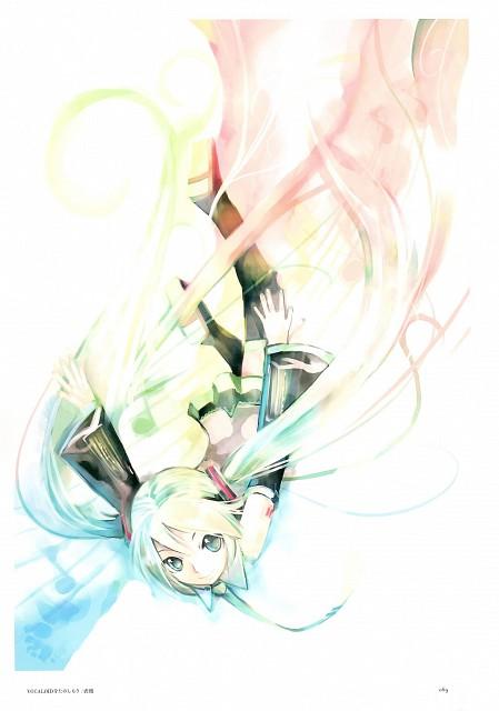 KEI, Mikucolor, Vocaloid, Miku Hatsune