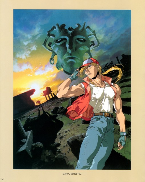 Masami Obari, SNK, Fatal Fury, King of Fighters, Terry Bogard