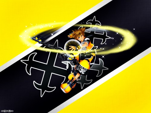 Square Enix, Kingdom Hearts, Sora Wallpaper